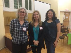 Welcome to FSIO's newest board members: Cecilia Nisell, Toni Travo, and Margaret Megitt!